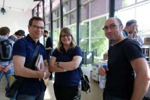 Markus Schaden, Katja Stuke, Oliver Sieber