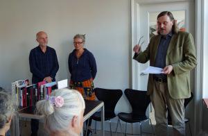 Gösta Flemming, Aase Eg, Jesper Rasmussen