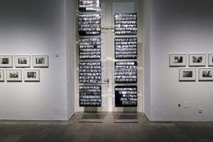 Hans Haacke, Fotonotizen documenta 2 (1959)