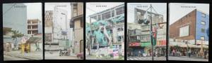 Peter Bialobrzeski, City Diaries (Athen, Kairo, Kochi, Taipeh, Wolfsburg), The Velvet Cell, 2014-2016