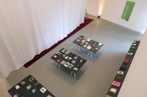 Ausstellung der von SYB gestalteten Fotobücher