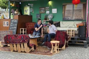 Welt im Umburch: Markus Schaden im Gespräch mit Carlos Spottorno