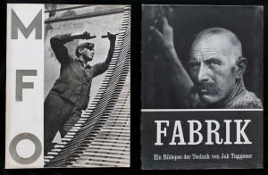 MFO, 1934; Fabrik, 1943