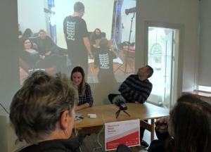 Daria Tuminas berichtet von der Unseen 2018, Deja-vu mit Gerry Badger, Sonia Lenzi und Stijn van der Linden