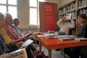 Luis Weinstein und Tatiana Sardá sprechen über Fotobücher aus Chile