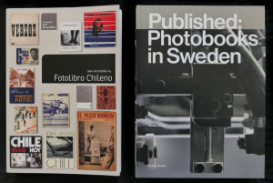 Una Revisión al Fotolibro Chileno, [Santiago de Chile]: Fundación Sud Fotográfica, 2018 Niclas Östlind, Published: Photobooks in Sweden, London: Koenig Books, 2019