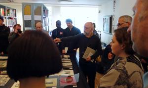 Führung in der New-Topographics-Ausstellung im ARoS