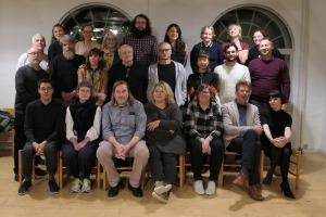 Gruppenbild zum Abschluss (Foto: Ruth Lahrmann)