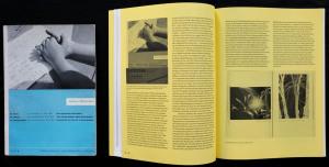 Links die Monografie von 1930