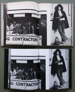 London: oben das Original von 1969, unten die Wiederveröffentlichung von 2017