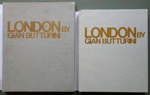 London: links das Original von 1969, rechts die Wiederveröffentlichung von 2017