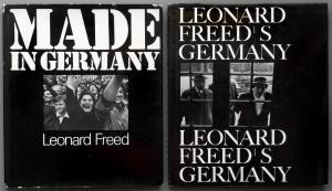 Die Originalbücher von 1970 (links) und 1971 (rechts)