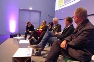 Kasseler Fotobuchfestival 2013 - Podiumsdiskussion mit Markus Schaden, Dr. Anke Schierholz, Dr. Roland Jaeger, Thomas Seelig, Hans-Michael Koetzle
